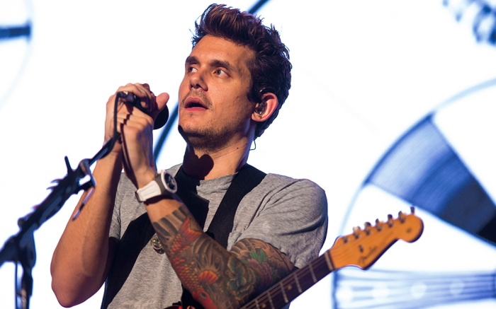 John Mayer performs on The Search for Everything World Tour at Jones Beach Theater on in Wantagh, New YorkJohn Mayer in Concert - , NY, Wantagh, USA - 23 Aug 2017