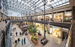 Shopping Center Centro, Oberhausen, Ruhr Area,