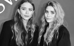 Mary-Kate Olsen and Ashley Olsen CFDA