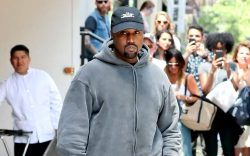 Kanye West Kim Kardashian and Kanye