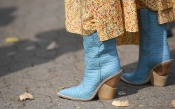 western boot trend fall 2018 fendi