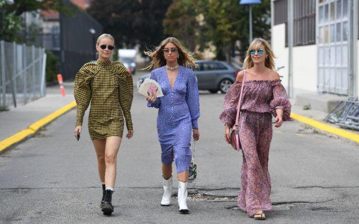 fall 2018 boot trends copenhagen fashion week street style