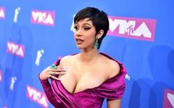 Cardi B MTV Video Music Awards,
