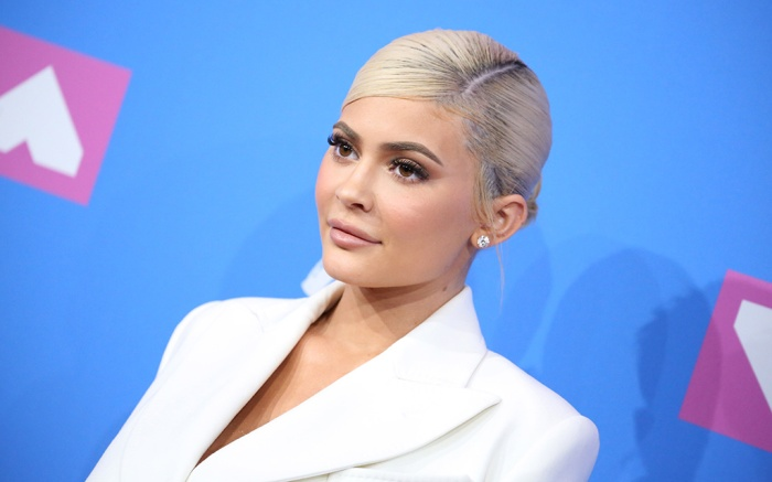 Kylie Jenner MTV Video Music Awards, Arrivals, New York, USA - 20 Aug 2018