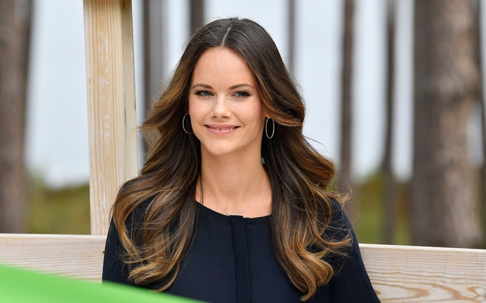 Princess Sofia of Sweden Princess Sofia of sweden and Prince Carl Philip visit the Nynas Nature Reserve, Sodermanland, Sweden - 23 Aug 2018