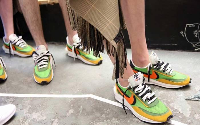 Sacai x Nike, spring '19