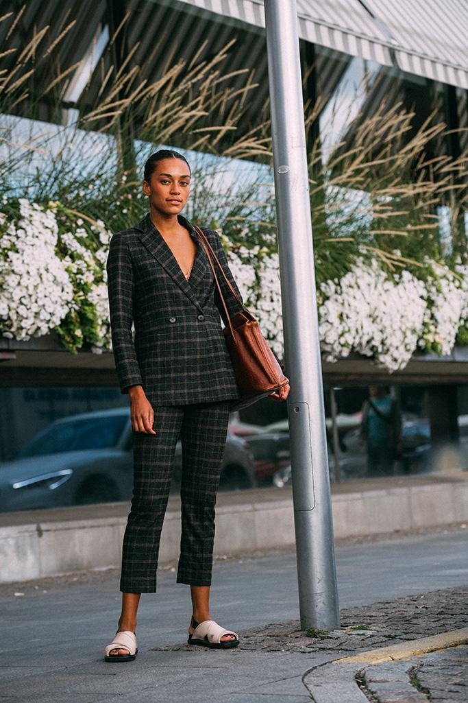 stockholm fashion week, street style, sara johnson, marni sandals