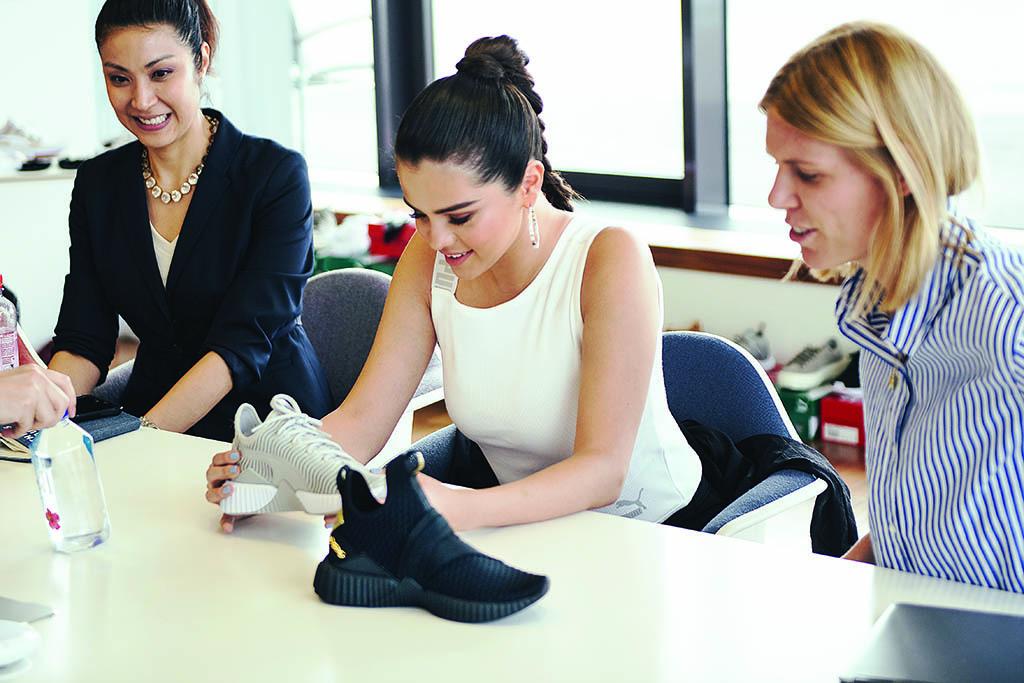 Selena Gomez x Puma, germany