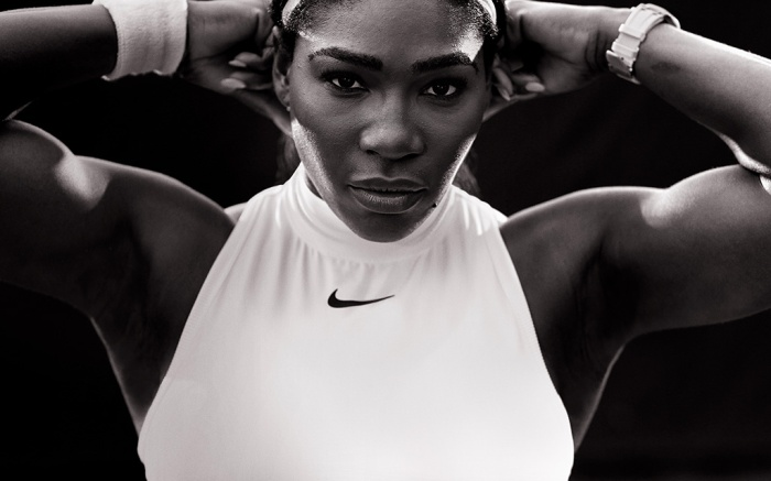 Serena Williams for Nike
