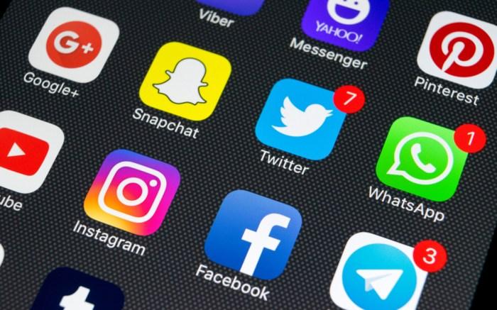 Social Media App Logos