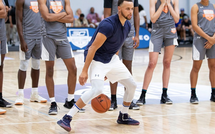 Stephen Curry Under Armour Curry 3Zer0 2