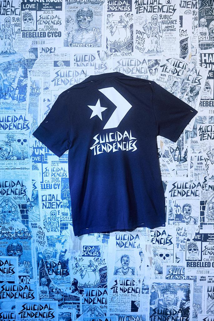 Suicidal Tendencies x Converse