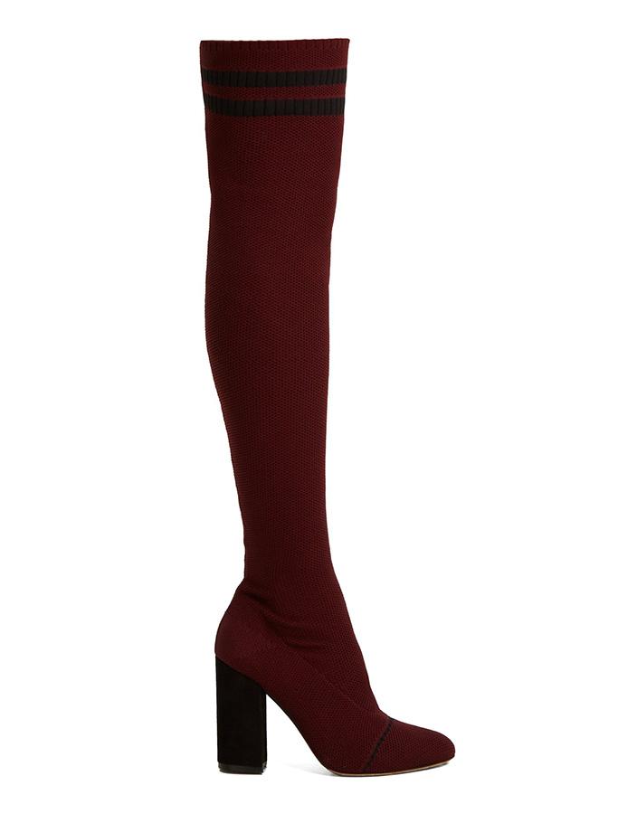 Tabitha SimmonsIrina over-the-knee sock boots