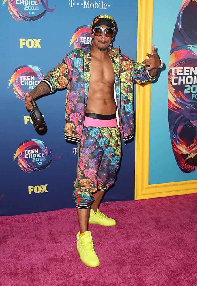 Nick Cannon Teen Choice Awards