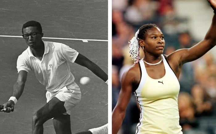 Arthur Ashe, Serena Williams, tennis