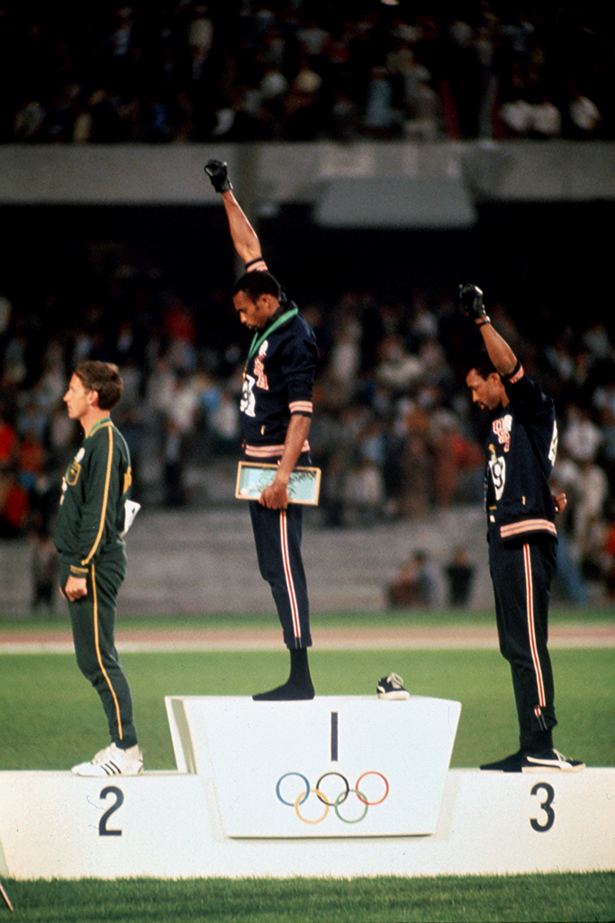 Tommie Smith Puma 1968 Summer Olympics Mexico