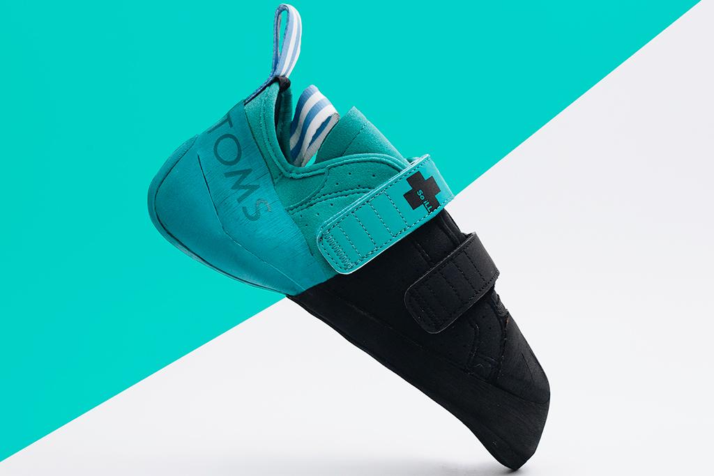 Toms x So Ill Street Climbing Shoes