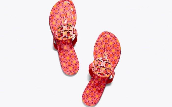 Tory Burch's Miller sandal