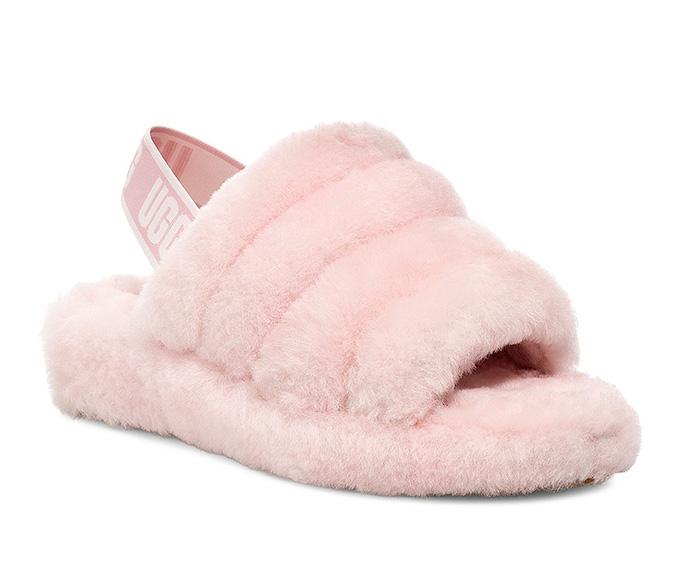 Ugg Fluff Yeah Slingback Slippers