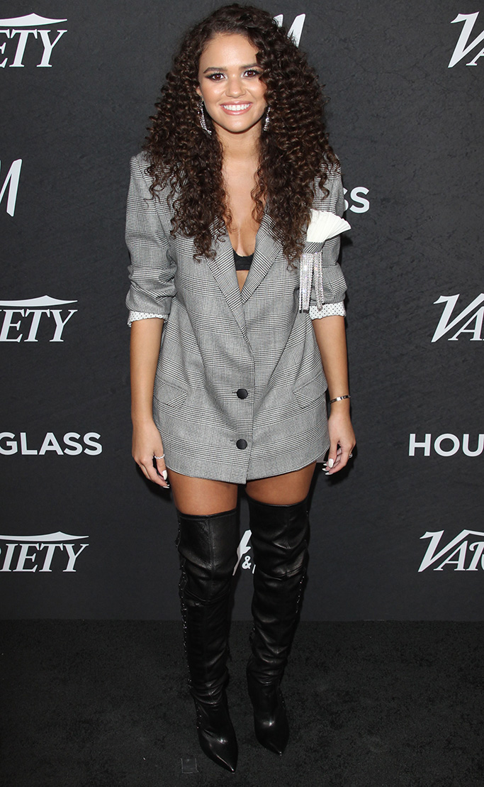 Madison PettisVariety's Power of Young Hollywood, Los Angeles, USA - 28 Aug 2018 Variety Power of Young Hollywood