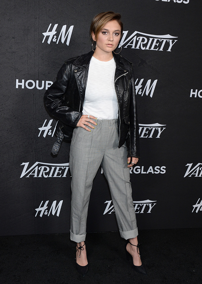 Daya Variety's Power of Young Hollywood, Los Angeles, USA - 28 Aug 2018