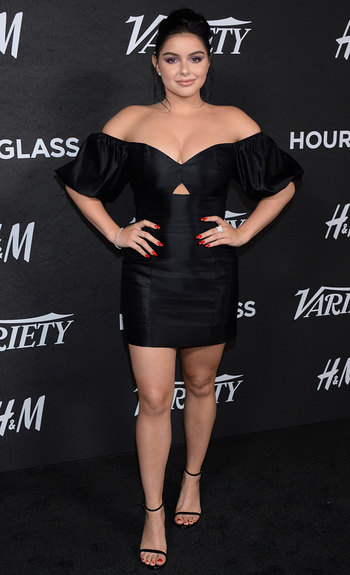Ariel Winter, hm, Variety's Power of Young Hollywood, Los Angeles, USA - 28 Aug 2018Variety Annual Power of Young Hollywood