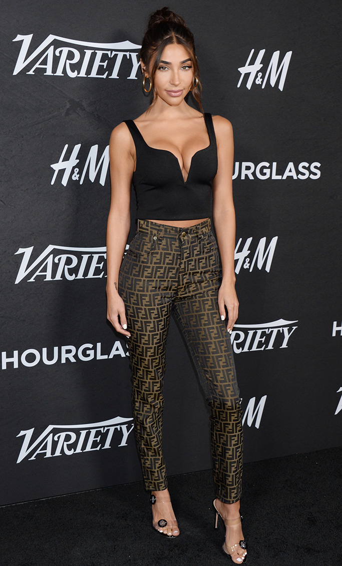 Chantel Jeffries Variety's Power of Young Hollywood, Los Angeles, USA - 28 Aug 2018Variety Annual Power of Young Hollywood WEARING FENDI