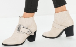 MissGuided Western boots