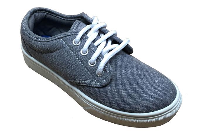 Wonder Nation Boys' Casual Lace-up Shoe