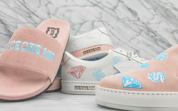 icecream made in italy, billionaire boys club