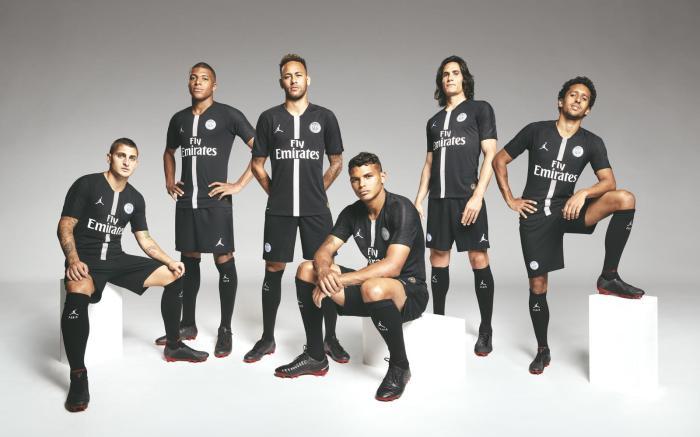 Jordan Brand Announces Partnership With Soccer Club Psg Medinatheatre News