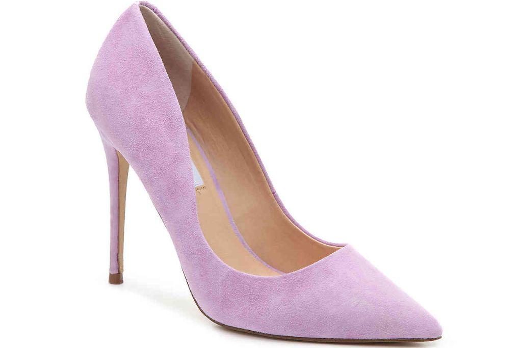 steve madden lilac pump
