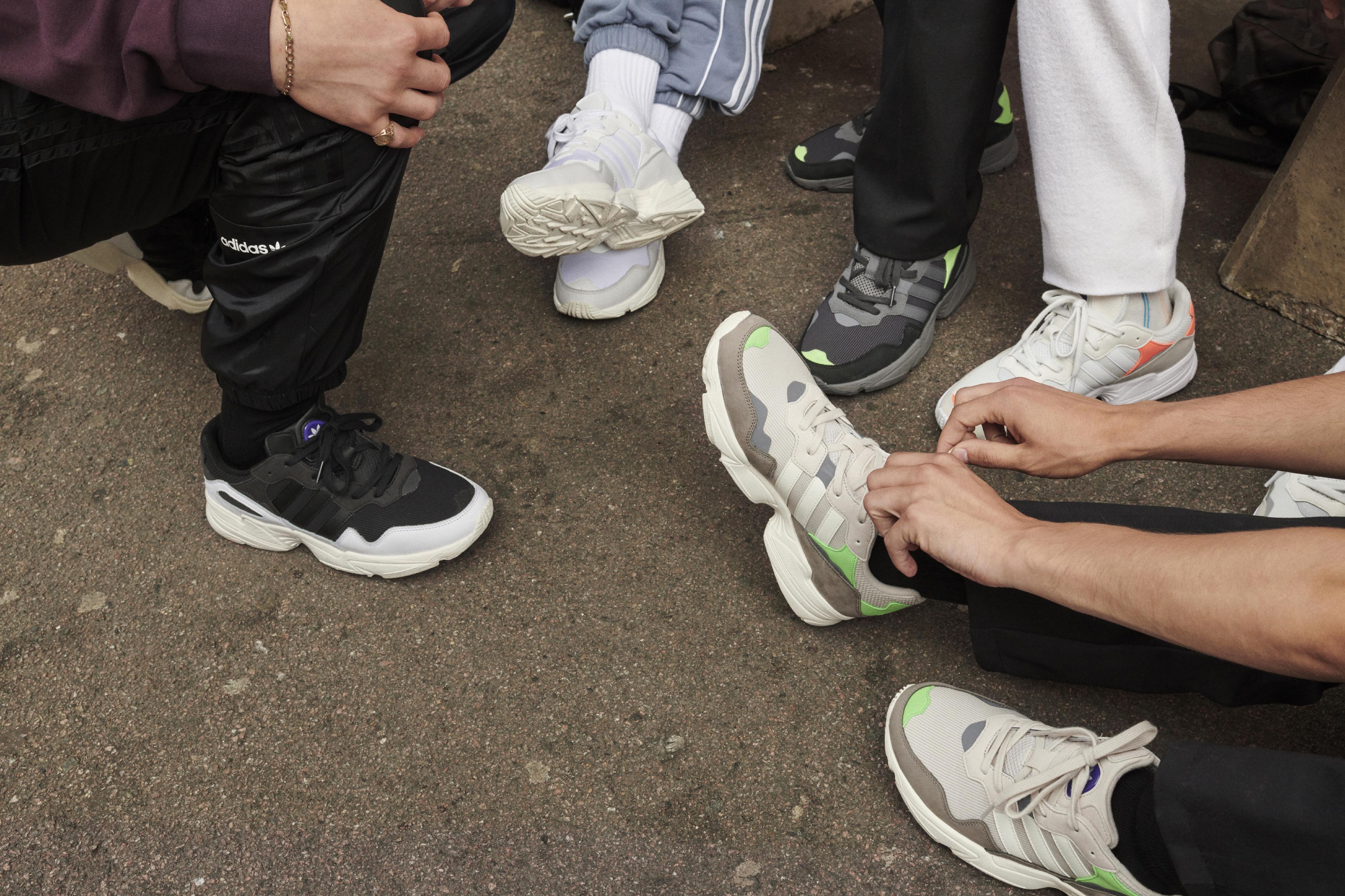 Adidas Yung-96 Release Date – Eurostars