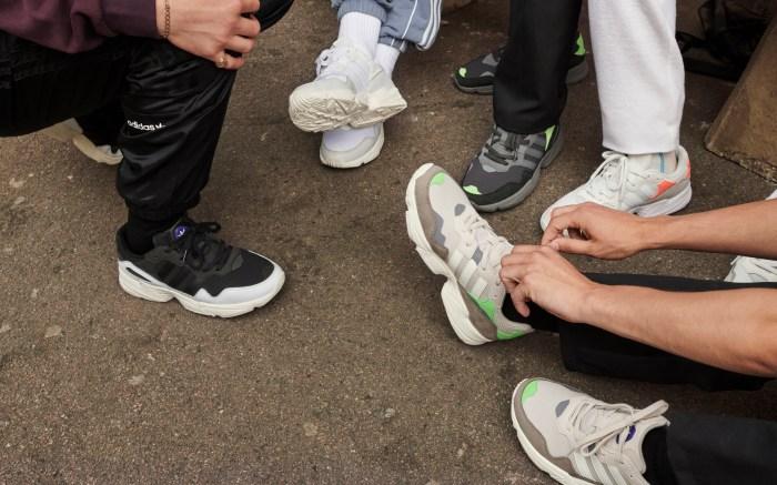 Adidas Yung-96 Campaign