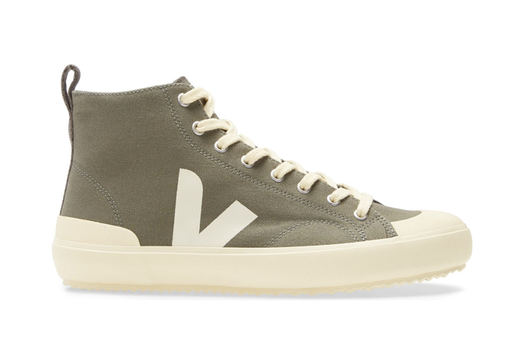 mens veja sneakers, high top sneakers, labor day sale sneakers