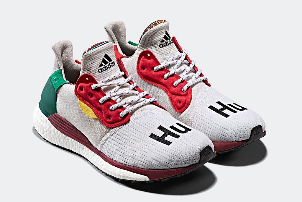 Adidas by Pharrell Williams SolarHu Runner