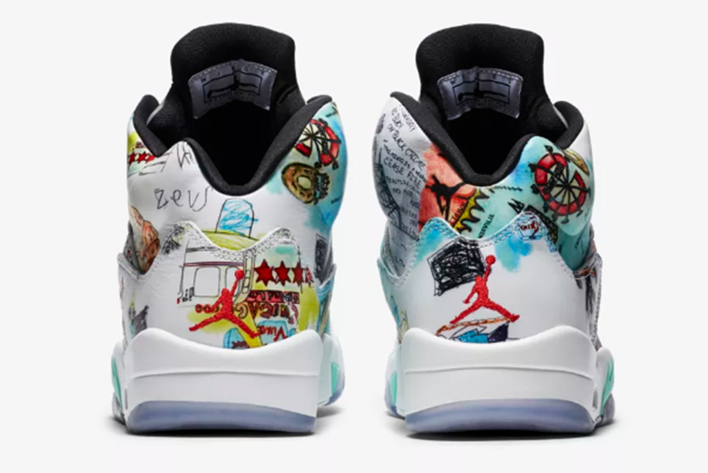 Air Jordan 5 Wings