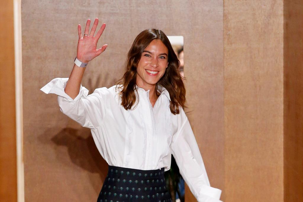 London Fashion Week Debuts Public Shows Alexa Chung More Footwear News