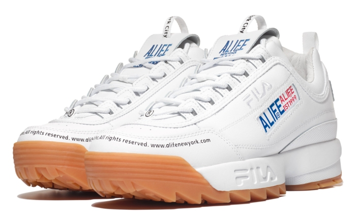 Alife Fila Disruptor 2 Sneaker