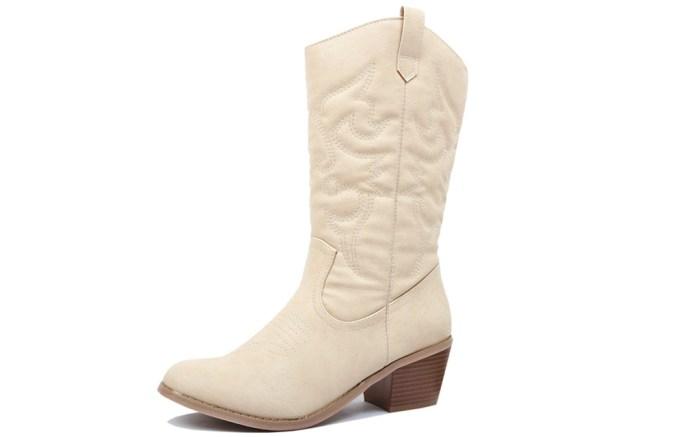 West Blvd Miami cowboy western boots.