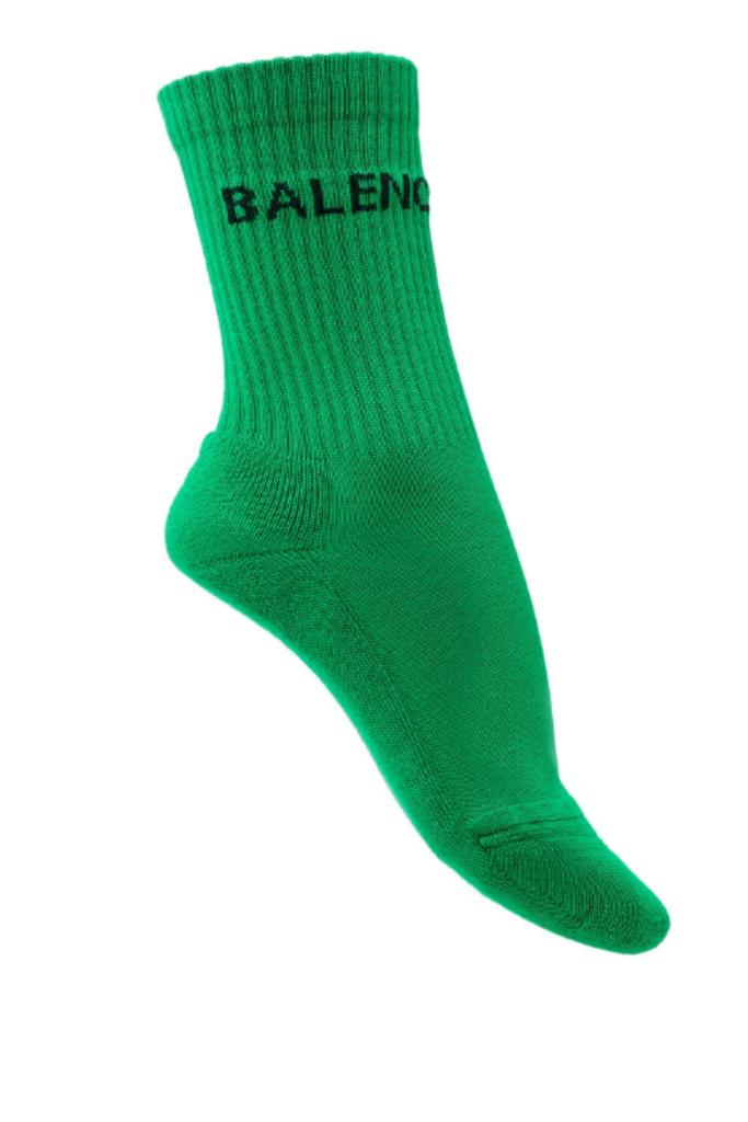 balenciaga logo socks fashion sneakers fall 2018