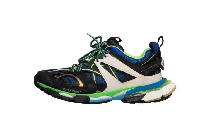 balenciaga track shoe sneaker fall 2018