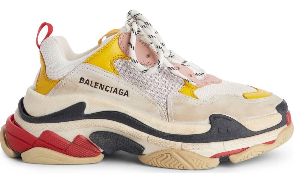 balenciaga triple s sneakers fall 2018