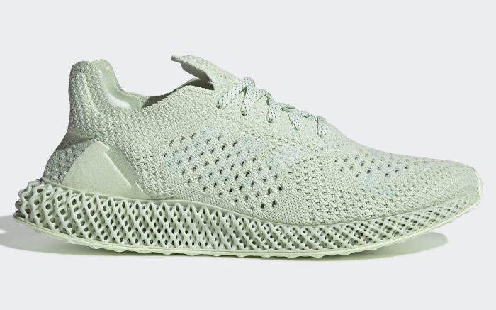 Daniel Arsham x Adidas 4D Consortium Project