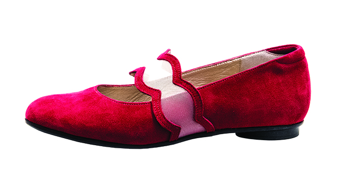 BeautiFeel Iris Ballet Flat