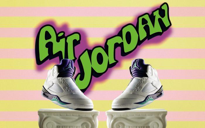 "Air Jordan 5 ""Fresh Prince"""