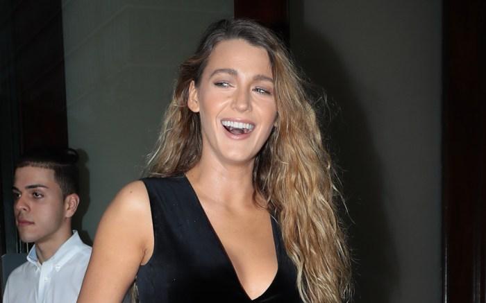 Blake-lively-new-york-louboutins