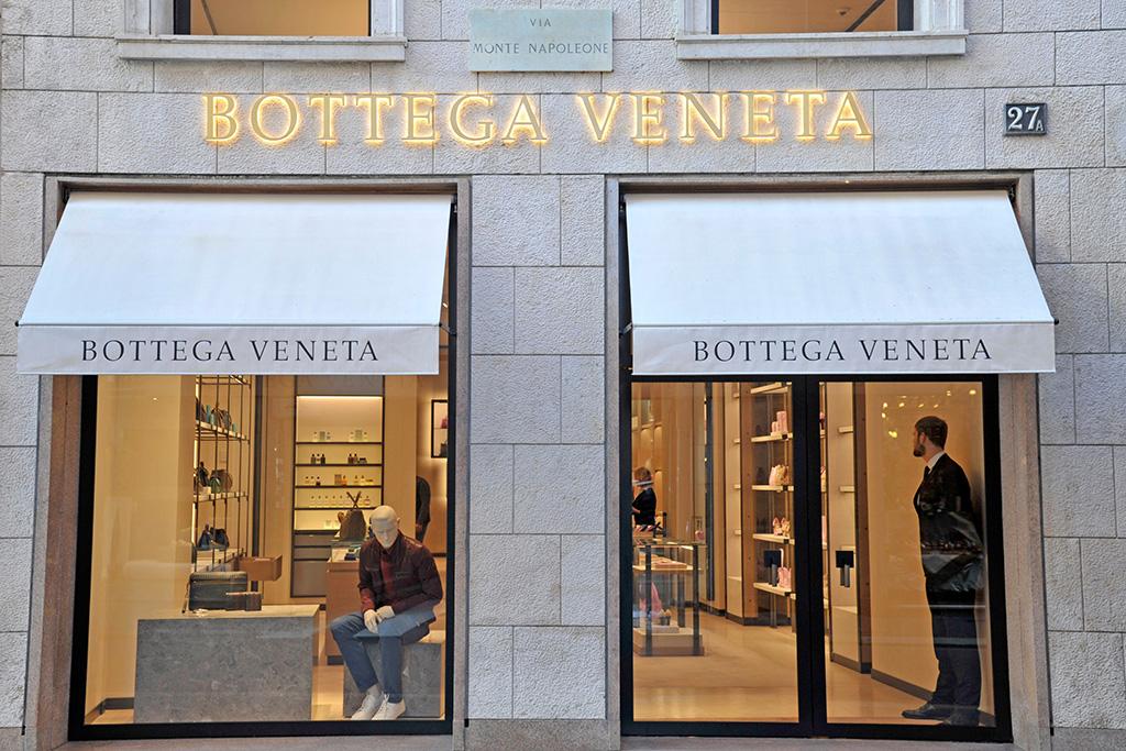 Bottega Venetta Milan