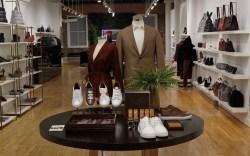 Bruno Magli New York store