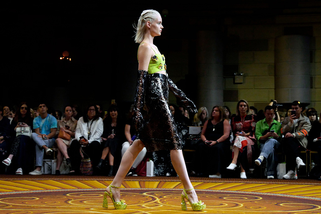 Christian Siriano show, Runway, Spring Summer 2019, New York Fashion Wee
